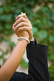 multicolour stock photography | Argentina, Buenos Aires, Tango dancers, hands, closeup, image id 8-801-6013