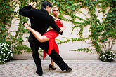 colour stock photography | Argentina, Buenos Aires, Tango dancers, image id S8-451-10583
