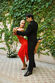colour stock photography | Argentina, Buenos Aires, Tango dancers, image id S8-451-10611