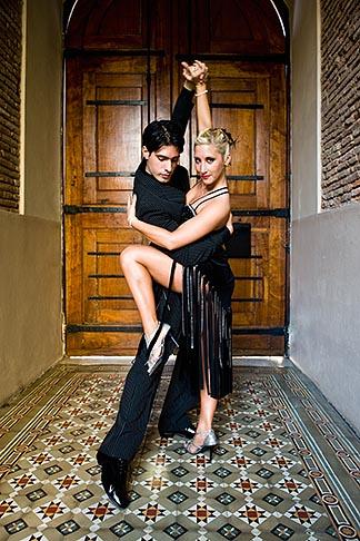 image S8-451-10863 Argentina, Buenos Aires, Tango dancers