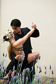 colour stock photography | Argentina, Buenos Aires, Tango dancers, image id S8-451-10867