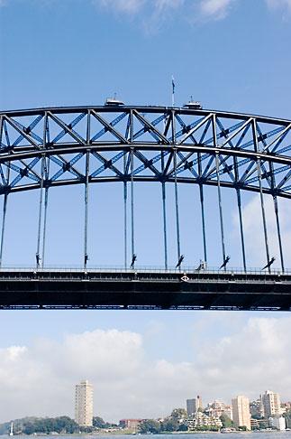 image 5-600-1448 Australia, Sydney, Sydney Harbour Bridge