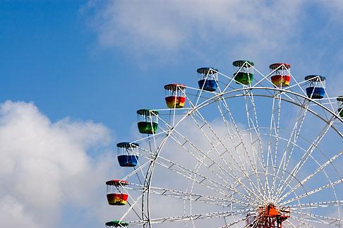 image 5-600-1453 Australia, Sydney, Ferris Wheel