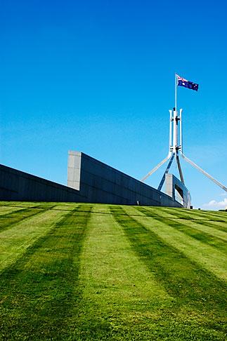 image 5-600-1702 Australia, Canberra, Parliament House