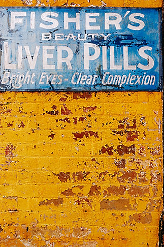image 5-600-1804 Australia, New South Wales, Fishers Liver Pills poster