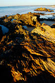 strait stock photography | Australia, Victoria, Mallacoota, Rock formations on beach, image id 5-600-1932