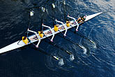 overview stock photography | Australia, Melbourne, Rowing on the Yarra River, image id 5-600-2133