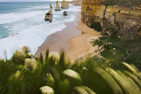 image 5-600-2278 Australia, Victoria, Twelve Apostles, Port Campbell National Park