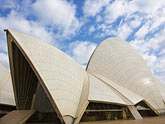 tiled roof stock photography | Australia, Sydney, Sydney Opera House, image id 5-600-241