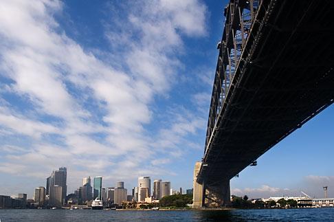image 5-600-7865 Australia, Sydney, Sydney Harbour Bridge