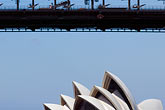 sydney harbour bridge stock photography | Australia, Sydney, Sydney Opera House, image id 5-600-7910