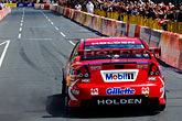 street traffic stock photography | Australia, Melbourne, Melbourne Grand Prix rally, image id 5-600-8340