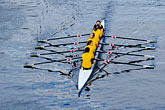 teamwork stock photography | Sport, Rowing on the Yarra River, image id 5-600-8601