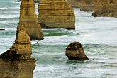 pinnacles stock photography | Australia, Victoria, Twelve Apostles, Port Campbell National Park, image id 5-600-8916