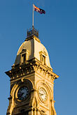 banner stock photography | Australia, Adelaide, Clock Tower, image id 5-600-8936