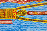 male stock photography | Australian Art, Adelaide Festival Centre, Aboriginal mosaic, image id 5-600-8943