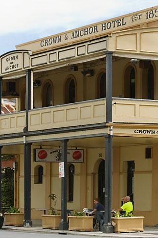 image 5-600-9217 Australia, Adelaide, Hotel