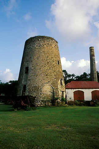 image 0-204-72 Barbados, St Peter, Sugar Mill, St Nicholas Abbey