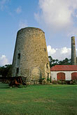 buildings stock photography | Barbados, St. Peter, Sugar Mill, St. Nicholas Abbey, image id 0-204-72