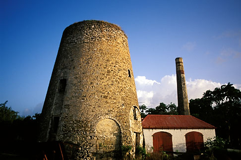 image 0-204-75 Barbados, St Peter, Sugar Mill, St Nicholas Abbey