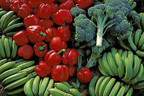 image 0-206-26 Food, Market Vegetables