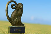 statue stock photography | Barbados, St. James, Sandy Lane, Green Monkey golf course, image id 3-481-17