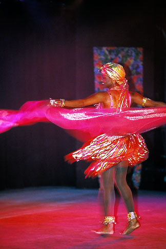image 3-481-58 Barbados, Christ Church, Bajan Roots and Rhythm, The Plantation restaurant