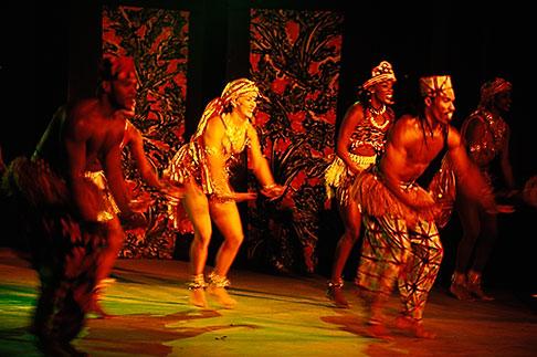 image 3-481-66 Barbados, Christ Church, Bajan Roots and Rhythm, The Plantation restaurant