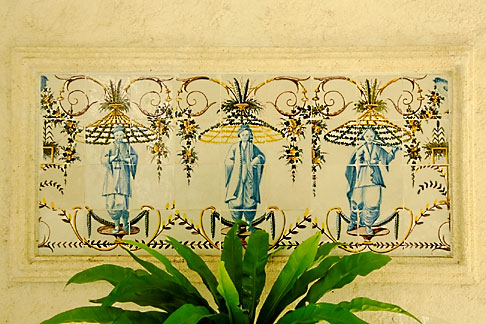 image 3-484-36 Barbados, St James, Mango Bay Villa, detail