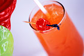 glass stock photography | Drink, Rum punch, image id 3-490-36