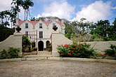 old house stock photography | Barbados, St. Peter, St. Nicholas Abbey, image id 3-491-20