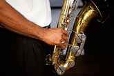 saxophone stock photography | Barbados, St. James, The House, Payne