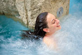 bath stock photography | Barbados, St. James, Sandy Lane spa, image id 3-495-31