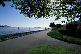 walking trail stock photography | California, Marin County, Bay Trail, San Rafael, image id 1-370-70