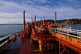 "commerce stock photography | California, San Francisco Bay, Tanker ""Gaz Master"", San Joaquin River, image id 1-490-82"
