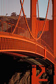bay bridge stock photography | California, San Francisco, Golden Gate Bridge, image id 1-63-16
