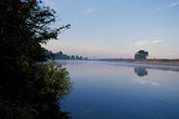 calm stock photography | California, Delta, Sacramento River and morning fog, image id 1-856-63