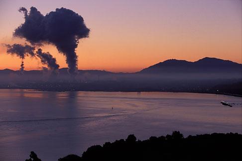 image 2-235-59 California, Contra Costa, Port Costa, View towards Martinez