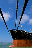 tethered stock photography | California, Oakland, Port of Oakland, image id 2-404-20