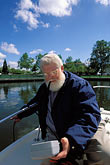 old age stock photography | California, Delta, Stockton, Bill Jennings of Deltakeepers, image id 2-415-14