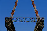 gantry crane stock photography | California, San Francisco, Hunters Point shipyard, image id 2-417-33