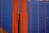 pattern stock photography | California, Marin County, Golden Gate Bridge and Marin Headlands, image id 2-452-31