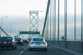 horizontal stock photography | California, San Francisco, Oakland-San Francisco Bay Bridge, image id 5-780-524