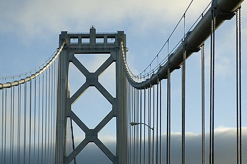 image 5-780-530 California, San Francisco, Oakland San Francisco Bay Bridge