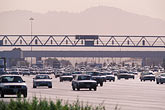 plaza stock photography | California, Oakland, Toll plaza, Oakland Bay Bridge, image id 6-200-13