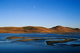 sunrise stock photography | California, San Francisco Bay, Mudflats, Coyote Hills Regional Park, image id 7-455-18