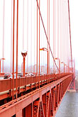 suspension bridge stock photography | California, San Francisco Bay, Golden Gate Bridge, image id S4-310-024