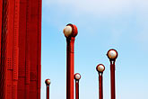 steel beam stock photography | California, San Francisco Bay, Golden Gate Bridge, image id S4-311-137