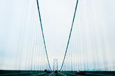 span stock photography | California, Oakland, Driving across the Bay Bridge, image id S5-143-1002