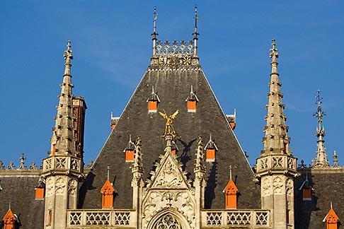 image 8-740-778 Belgium, Bruges, Provincial Palace